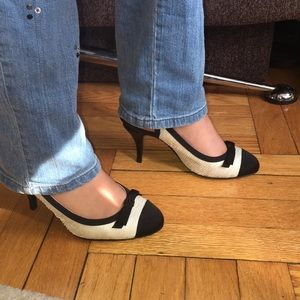 ⏳ woman's Chanel slingback shoes dressy shoes